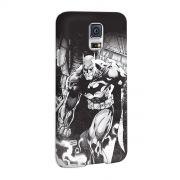 Capa para Samsung Galaxy S5 Tracing Batman