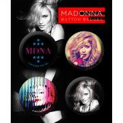 Cartela de Buttons Madonna Modelo 1