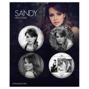 Cartela de Buttons Sandy Pictures