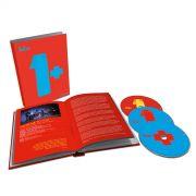 CD+2 DVDs The Beatles 1 Deluxe - Versão Nacional