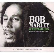 CD Box Bob Marley & The Wailers