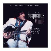 CD Duplo Elvis - Suspicious Minds - The Memphis 1969 Anthology