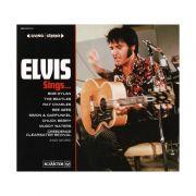 CD Elvis Presley Sings