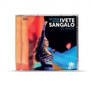 CD Ivete Sangalo 20 Anos Ao Vivo no Multishow