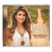 CD Paula Fernandes Encontros Pelo Caminho