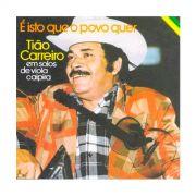 CD Ti�o Carreiro Em Solos De Viola Caipira