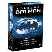 Cole��o Batman 4DVDs