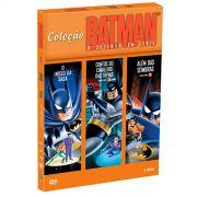 Cole��o de DVDs Batman: O Desenho em S�rie
