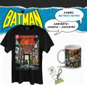 Combo Batman Day Retro