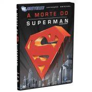 DVD A Morte do Superman