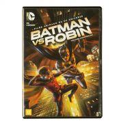 DVD Batman vs Robin
