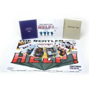DVD Box The Beatles Help