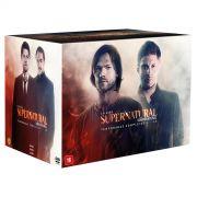 DVD Coleção Supernatural Temporadas Completas 1 - 10