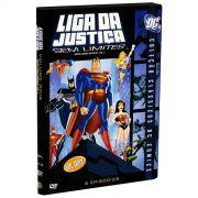 DVD Liga da Justiça Sem Limites Vol. 1