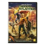 DVD Liga da Justiça Trono de Atlântida