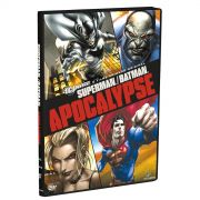 DVD Superman e Batman: Apocalypse