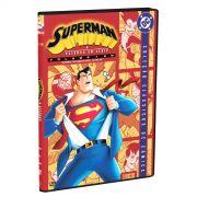 DVD Superman o Desenho em S�rie Volume 1 (3 DVDs)