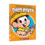 DVD Turma da Mônica Melhores Momentos Chico Bento