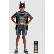 Fantasia Infantil Batman Pop na Lata