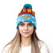Pr�-Venda 2� Lote Gorro Wonder Woman Logo