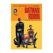 Graphic Novel Batman e Robin Edição Definitiva