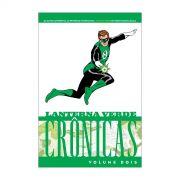 Graphic Novel Lanterna Verde Cr�nicas Vol. 2