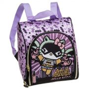 Lancheira com Acess�rios Hello Kitty Batgirl
