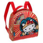 Lancheira com Acess�rios Hello Kitty Wonder Woman