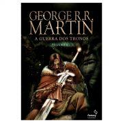 Livro A Guerra dos Tronos HQ Vol.1