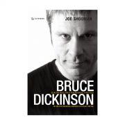 Livro Bruce Dickinson