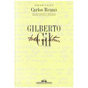 Livro Gilberto Gil Todas As Letras