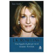 Livro J.K. Rowling - Uma Biografia do G�nio por Tr�s de Harry Potter