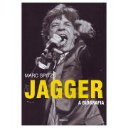 Livro Jagger A Biografia