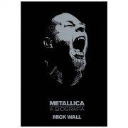 Livro Metallica A Biografia