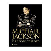 Livro Michael Jackson O Rei do Pop 1958-2009