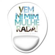Mousepad Bruninho & Davi Vem Ni Mim Mulherada