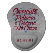 Mousepad MC Guim� M� Chave