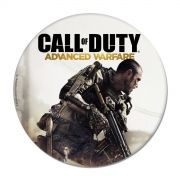 Mousepad Redondo Call Of Duty Soldier