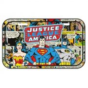 Placa de parede Justice League