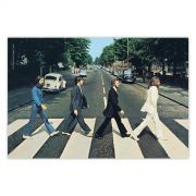 Poster The Beatles Abbey Road