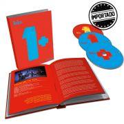 Produto IMPORTADO CD+2 Blu-rays The Beatles 1 (Edição Limitada Deluxe)