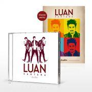 CD Luan Santana Ac�stico + P�ster GR�TIS