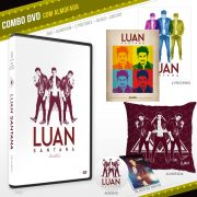 Combo com DVD Luan Santana Ac�stico + Almofada