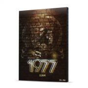 Pr�-Venda Combo Premium Luan Santana Kit CD & DVD 1977 + Camiseta + 2 P�steres + Adesivo e Bloco GR�TIS