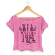 T-shirt Premium Feminina Anitta Na Batida