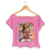 T-shirt Premium Feminina Anitta Urban