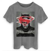 T-Shirt Premium Masculina Batman VS Superman Day VS Night