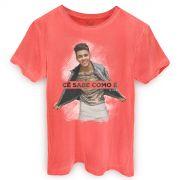 T-shirt Premium Masculina Biel C� Sabe Como �