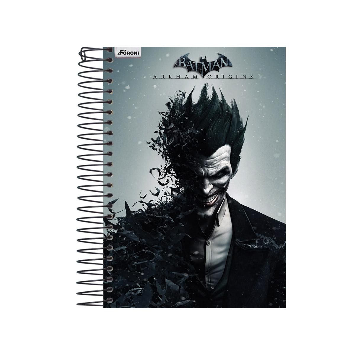 Agenda Diária The Joker Half Black Face