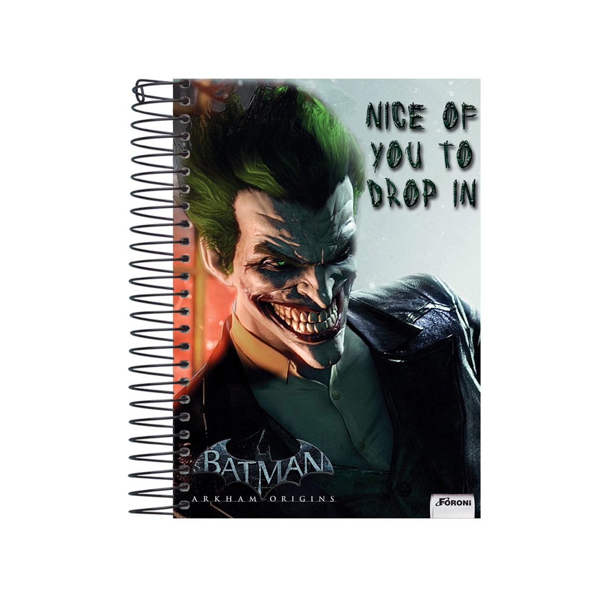 Agenda Diária 2015 The Joker Nice Of You to Drop In